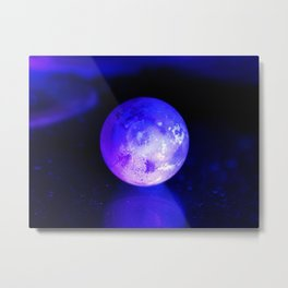 Space body Metal Print