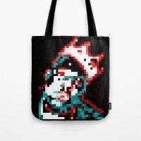 biggie Tote Bags featuring Biggie by ZachWillard