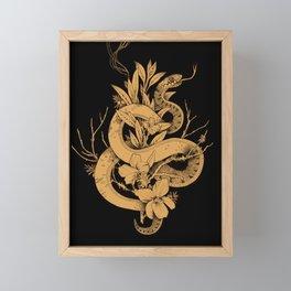 Sage Cleansing Rituals Framed Mini Art Print