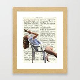 Anna Karenina Framed Art Print