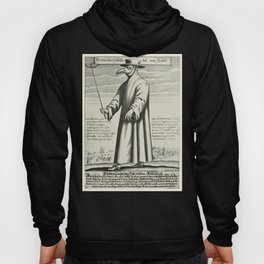 Plague Doctor Hoody