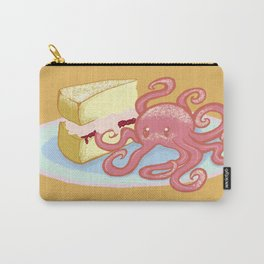 Sponge Cake Dessertopus Carry-All Pouch