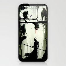 The Last Stand iPhone & iPod Skin