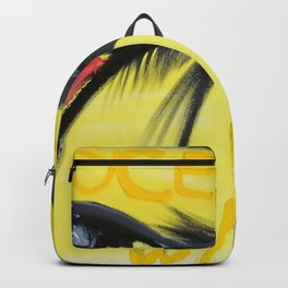 Proceed W/ Caution Backpack