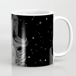 Rabbit Attack Coffee Mug