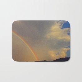 .over the rainbow. Bath Mat