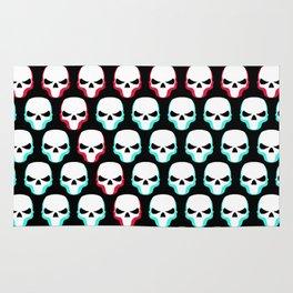 Skullomanic Rug