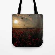 Field of memories  Tote Bag