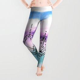 Pitter Pattern 4 Leggings