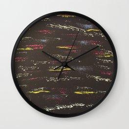Same direction, different wavelengths Wall Clock