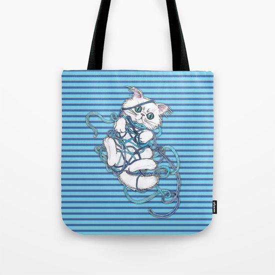 I Give Up. Tote Bag