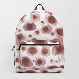 Watercolor Earth Backpack