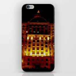 Night Crest 1 iPhone Skin