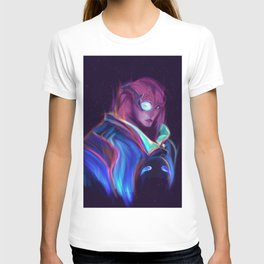 NEON Jaal - Fan Art T-shirt