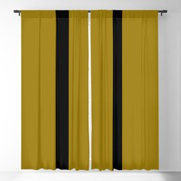 Baltimore Gold Blackout Curtain