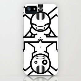 Human Connection iPhone Case