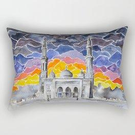 Jumeirah Mosque, Dubai, UAE Rectangular Pillow