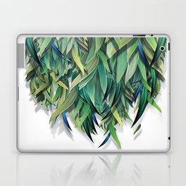 """Spring Forest of Surreal Leaf"" Laptop & iPad Skin"
