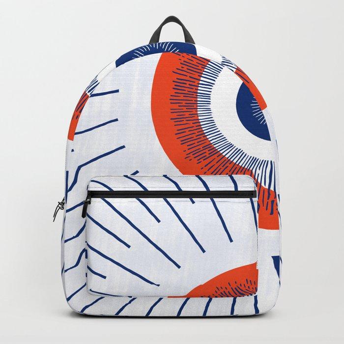 Eye Think Too Much Backpack