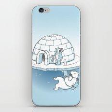 Sneak Attack iPhone & iPod Skin