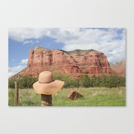 11x14 Art Print Sedona AZ Canvas Print