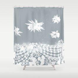 """Scorpio Storm"" Shower Curtain"