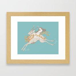 Winter Harvest Framed Art Print