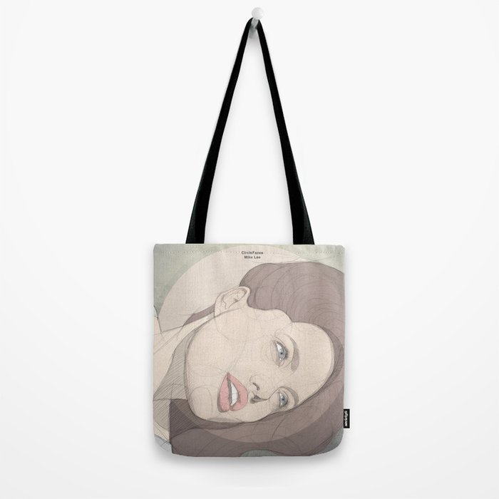 circlefaces Tote Bag