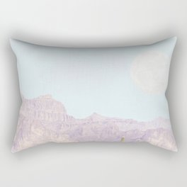 Moon Rise Rectangular Pillow
