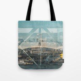 Layers of London 1 Tote Bag