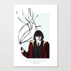 Jordana Bevan Canvas Print