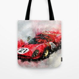 330 P4 Tote Bag