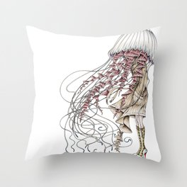 Shroom me up, Jelly Throw Pillow