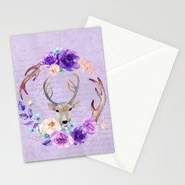 Lavender Love Letter Stationery Cards