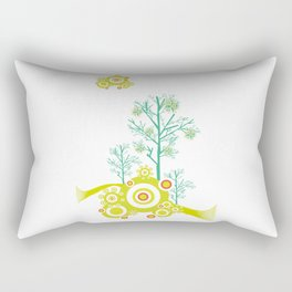 Spring Tree Rectangular Pillow