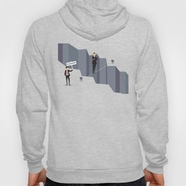 Teamwork Helps Overcome Obstacles Hoody