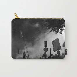 Turmoil in the Air Carry-All Pouch
