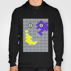 Chesire Scales - Cat Eye - Wonderland Hoody