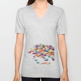 Sprinkles Unisex V-Neck