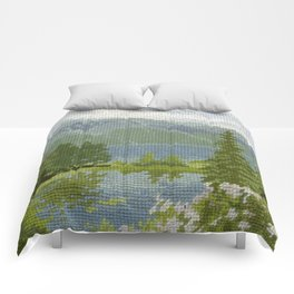 Found Tapestry Comforters