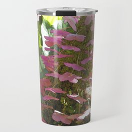 Cascading Flowers Travel Mug