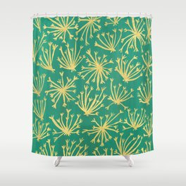 Queen Anne's Lace #3 Shower Curtain