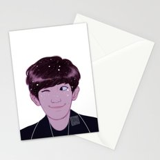 Chanyeol Stationery Cards