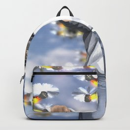I want you to be my volunteer! Backpack
