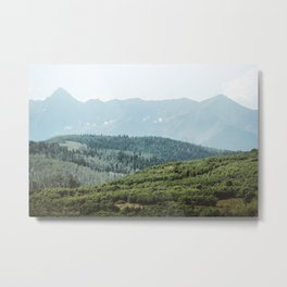 Ridgeway Metal Print
