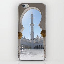 The Mosque iPhone Skin