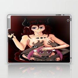 Beauty and Power Laptop & iPad Skin