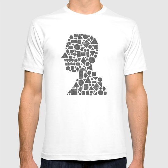 Untitled Silhouette in Reverse. T-shirt