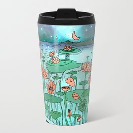 Make Peace With It Travel Mug