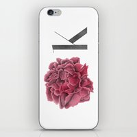 kim sy ok iPhone & iPod Skins featuring OK by youdesignme